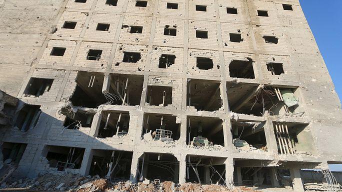 """منظمة العفو الدولية: الغارات الروسية على أهداف مدنية في سوريا قد تشكل """"جرائم حرب"""""""