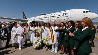 Ethiopian Airlines réalise un vol historique piloté par des femmes