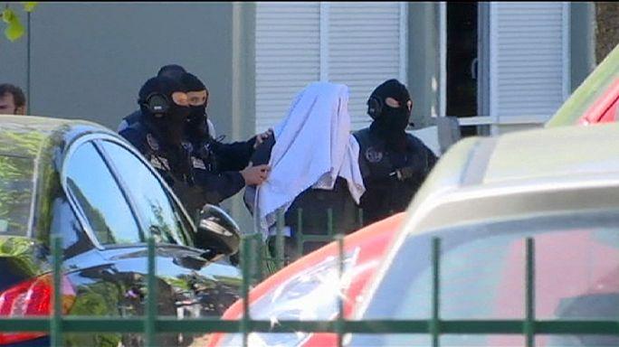 فرنسا: انتحار ياسين صالحي المتهم بعملية ذبح وبمهاجمة مصنع للغاز