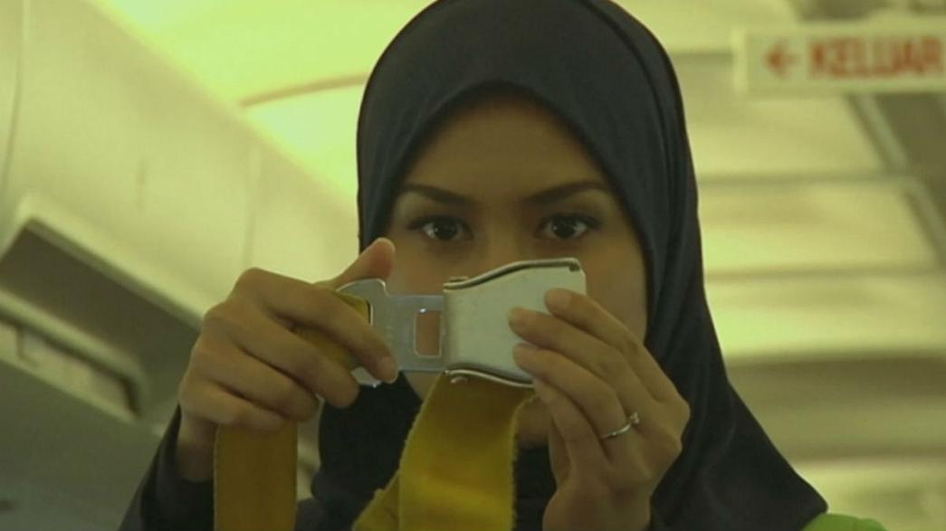 Malaysia's first Islamic airline takes to the skies