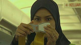 Rayani Air, primera aerolínea en operar bajo la ley de la sharia