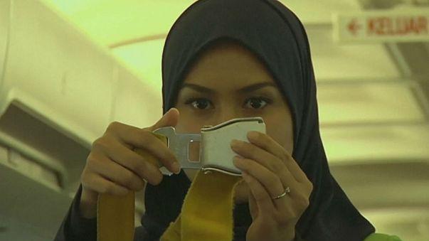 Μαλαισία: Εγκαινιάστηκαν οι πρώτες... ισλαμικές πτήσεις