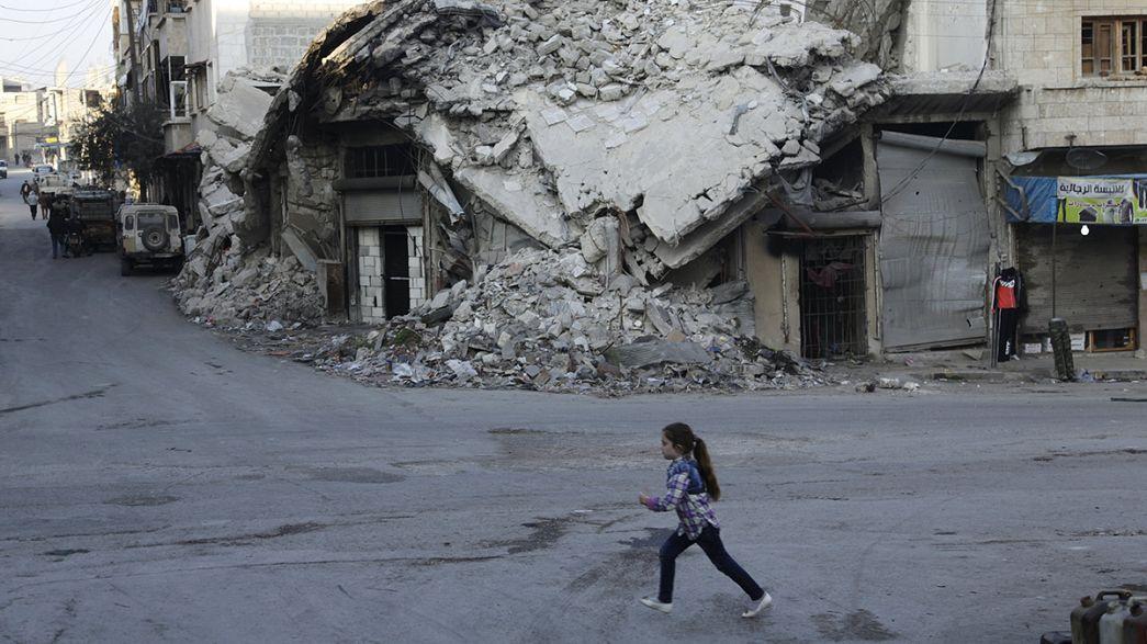 Getötete Zivilisten: Amnesty International wirft Russland Kriegsverbrechen in Syrien vor