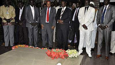 Unity government for South Sudan