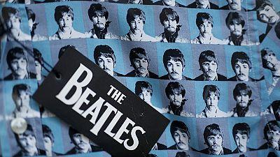 Beatles disponíveis nos vários serviços musicais de 'streaming'
