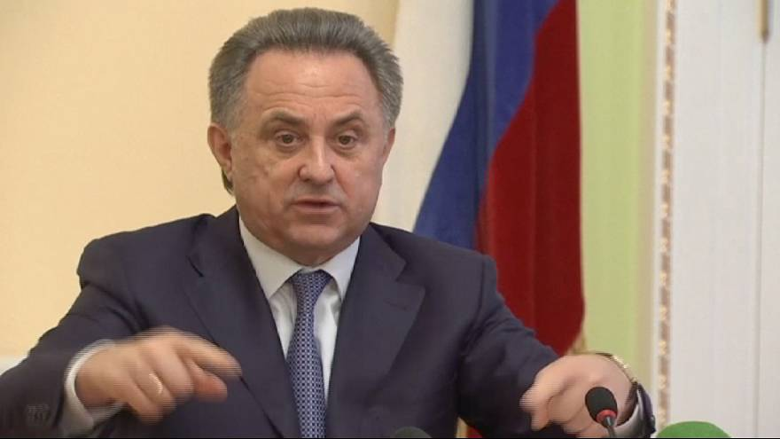 Russia's sports minister Mutko denies doping cover-ups