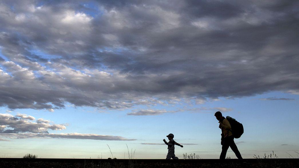 Ungarns Hetzkampagne gegen Flüchtlinge
