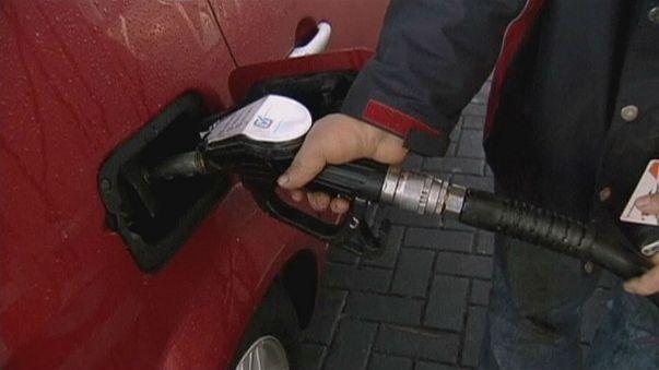 Egy liter benzin átlagosan 157 forint az USA-ban