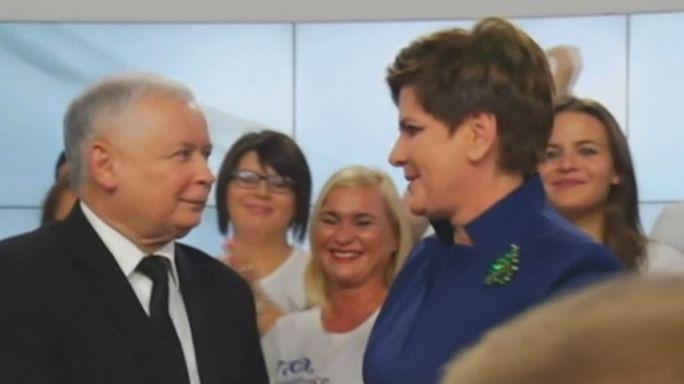 انتقاد اوروبي لسياسات الحكومة المحافظة في بولندا
