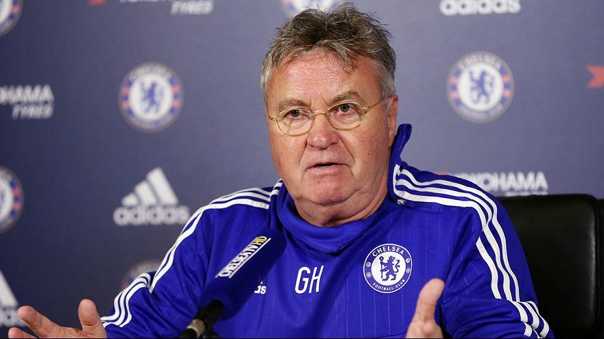 Bemutatkozott a régi-új Chelsea-edző