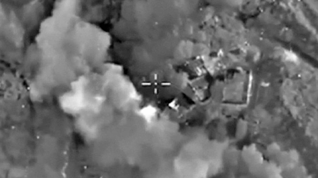 Russia rejects human rights report which accuses it of possible war crimes in Syria