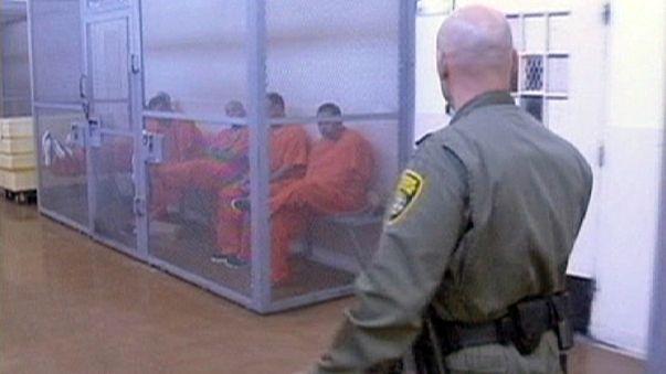 Kaliforniya'daki hapishanelerde mahkum sayısı azaltılıyor
