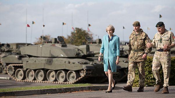 Image: Military Base In Salisbury