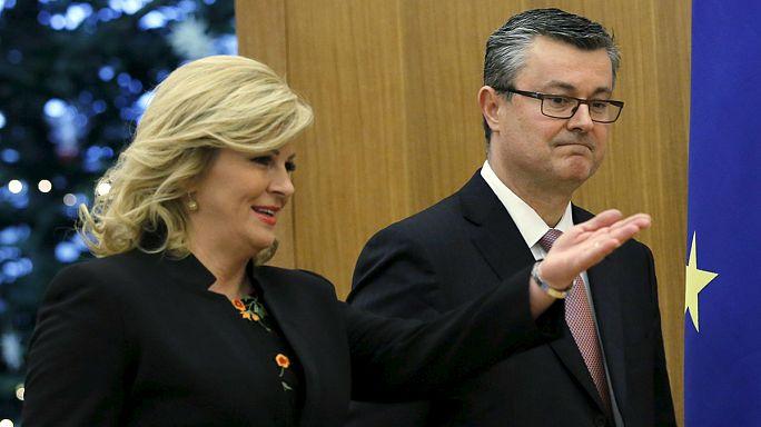 اختيار شخصية غير حزبية لرئاسة الوزراء في كرواتيا