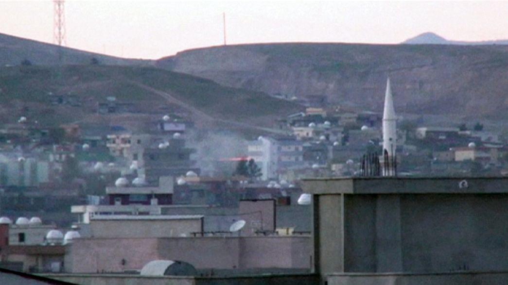 L'armée turque poursuit son offensive contre les militants kurdes