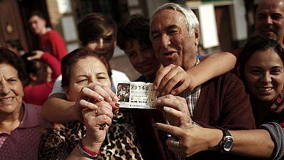"""Spagna: anche un rifugiato tra i vincitori della lotteria """"El Gordo"""""""