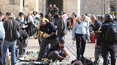 Israël : énième agression au couteau