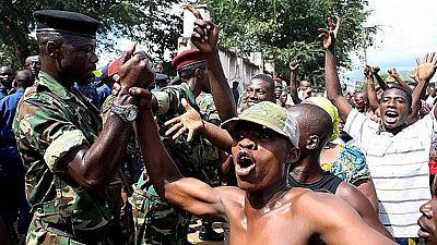 Burundi: crainte d'un retour à la guerre civile