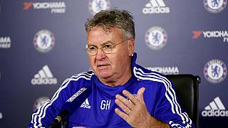 Hinddink: Glad to be back with Chelsea