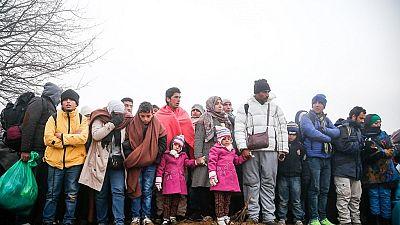 Plus de 1000 réfugiés syriens au large de la Grèce
