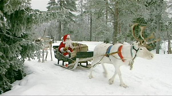 Ride that sleigh, again!