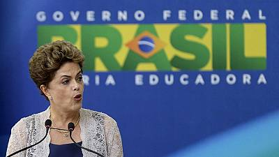 Brazilian President: Opponents lack legal basis for impeachment