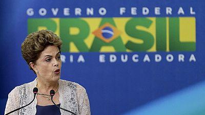 La présidente Dilma Rousseff défend sa légitimité