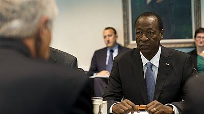 Burkina Faso to request for Blaise Compaore's extradition