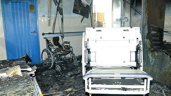 Incêndio em hospital saudita faz pelo menos 25 mortos