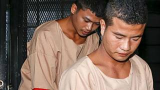 Thai court sentences 2 Myanmar men to death