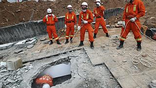 Shenzhen landslide survivor narrate ordeal, rescuers hope for more