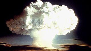 واشنطن كانت مستعدة لحرب نووية في الخمسينيات