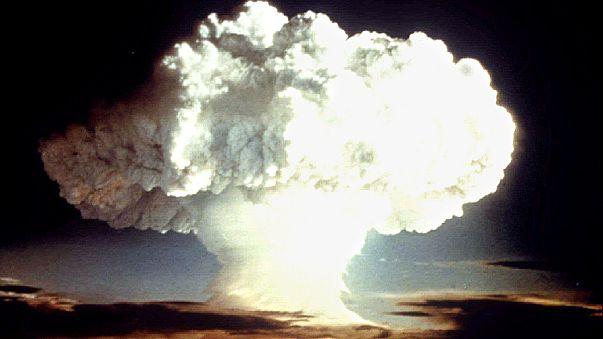 Alvos nucleares dos EUA na Guerra Fria
