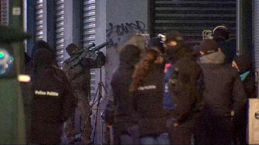 Belgian police arrest ninth Paris suspect in Brussels