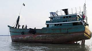 Search still on for missing persons in Indonesia ferry accident