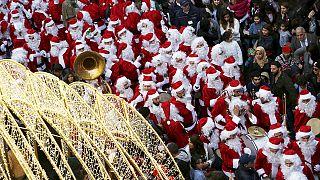 Σε απευθείας μετάδοση: Εορτασμοί για τα Χριστούγεννα