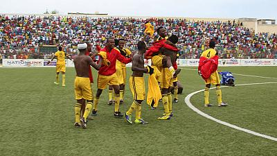 Somalia makes headway in football development as first match is aired on TV