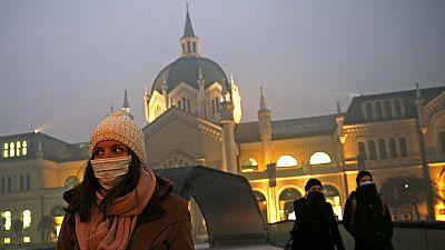 Poluição atmosférica: ar irrespirável em grandes cidades
