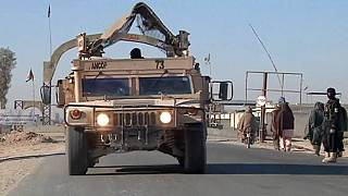 ولسوالی سنگین به کنترل نیروهای دولتی افغانستان درآمد