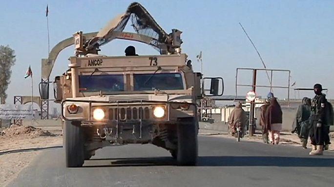 L'armée afghane en difficulté à Sangin