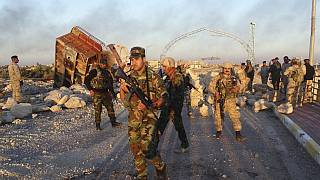 Iraq forces battle ISIL in Ramadi