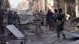 Los islamistas ganan terreno en Siria cerca de Deir al Zour