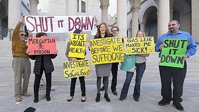 Los Angeles: Fuga de gás em Porter Ranch afeta vida de comunidades locais