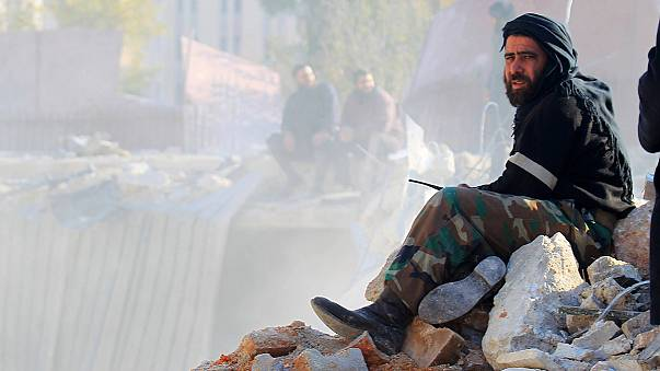 Rebels could leave Yarmouk under UN-backed deal