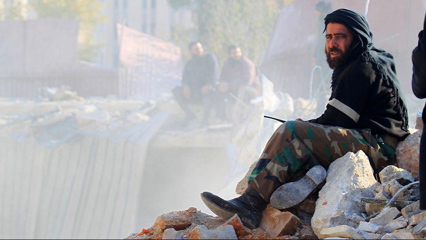 Attesa in Siria per cessate il fuoco intorno a Damasco
