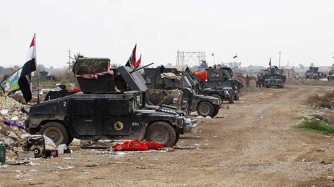 Tikrit'i geri alan Irak ordusu Ramadi kapılarında