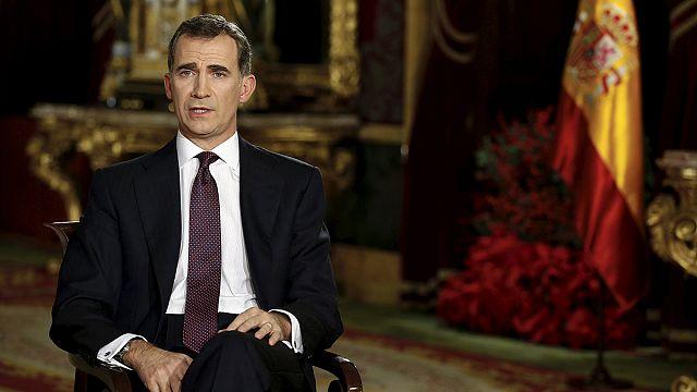 Король говорит: рождественское обращение Филиппа VI к испанцам