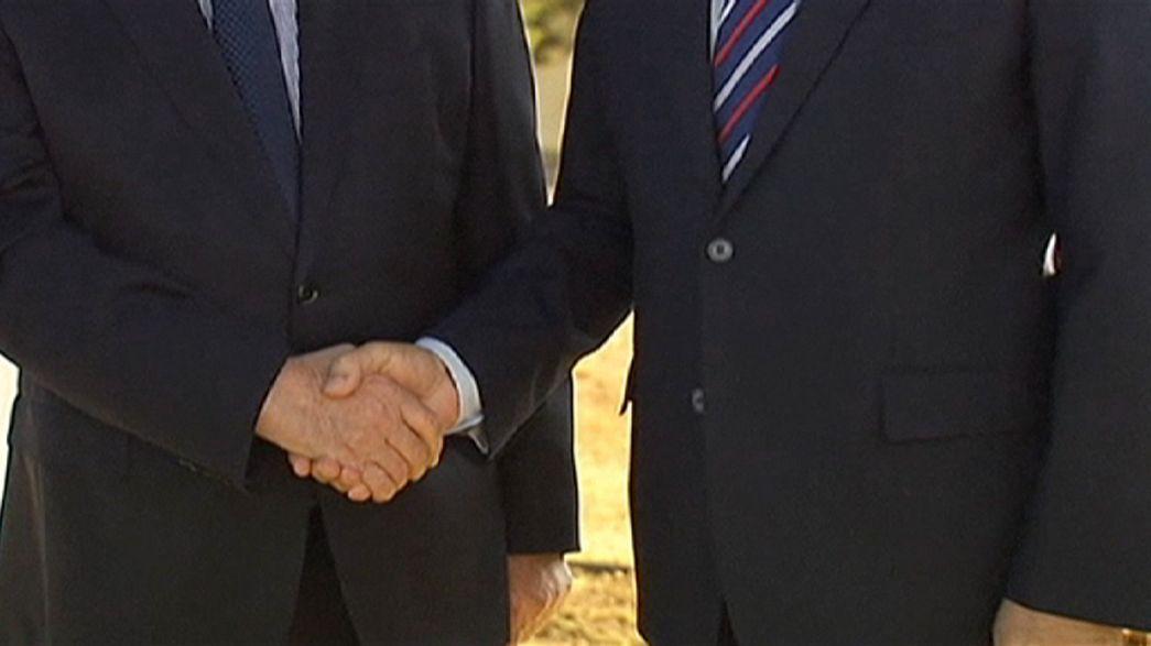 """Chypre : les deux dirigeants de l'île appellent à la """"paix permanente"""" dans leurs voeux"""