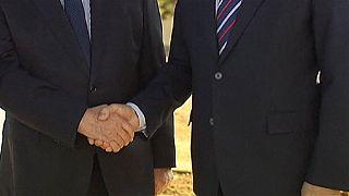 Лидеры разделенного Кипра заговорили на языке друг друга