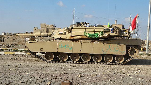 Irakische Soldaten nehmen IS-Hochburg Ramadi ein